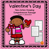Valentine's Day Reading Comprehension Passage