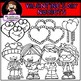 Valentine's Day Clipart (Lil Nuggets)