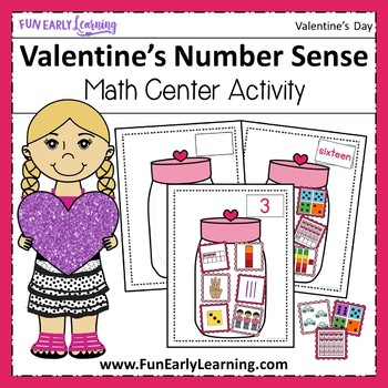 Valentine's Day Number Sense