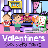 Valentine's Day: Open-Ended Games