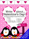 Valentine's Day Opinion Essay Writing Prompt Common Core TNReady Aligned