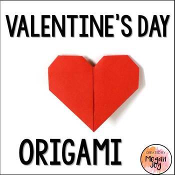 Valentines Day Origami