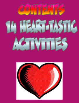 Valentine's Day PE Activities