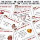 ❤ Valentine's Day ❤ 36 PRINTABLE & DIGITAL CONVERSATION cards ❤