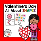 Valentine's Day Pack - All About Shapes