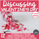 Valentine's Day Package- Activities for High School Students