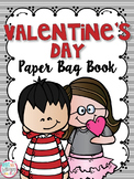 Valentine's Day Paper Bag Book