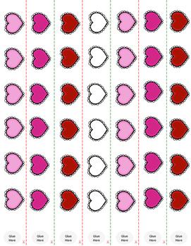 Valentine's Day Paper Chains