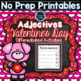 Valentine's Day Parts of Speech Bundle - Nouns Verbs and Adjectives Sort