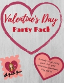 Valentine's Day Party Pack!
