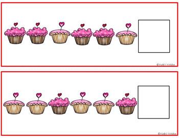 Valentine's Day Pattern Activites
