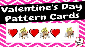 Patterns: Valentine's Day Pattern Cards