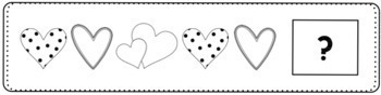 Valentine's Day Patterning Cards BUNDLE