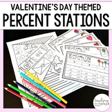 Valentine's Day Percent Stations