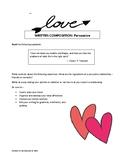 Valentine's Day Persuasive Prompts