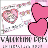 Valentine's Day Pet Search Interactive Book