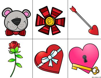 Valentine's Day Phonemic Awareness