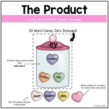 Valentine's Day Phonics Activity