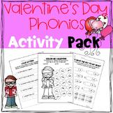 Valentine's Day Phonics