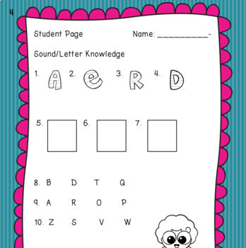 Valentine's Day Phonological Awareness for Speech, Reading, and More!