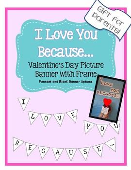 Valentine's Day Photoshoot Activity (Parent Gift)