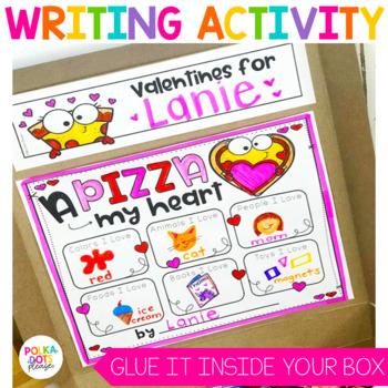 Valentine's Day Pizza Box Printables