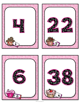 Valentine's Day Place Value Games