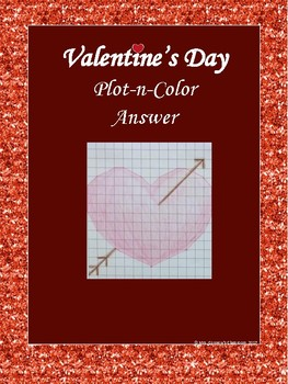 Plot-n-Color Valentine's Day Cards