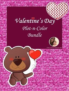Valentine's Day Plot-n-Color Bundle