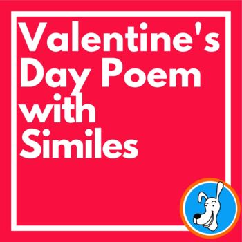 Valentine's Day Poem with Similes