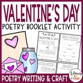 Valentine's Day Poetry Booklet