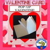 Valentine's Day Pop-Up Heart Card