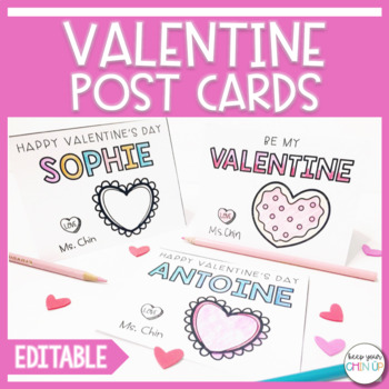 Valentines Day Post Cards