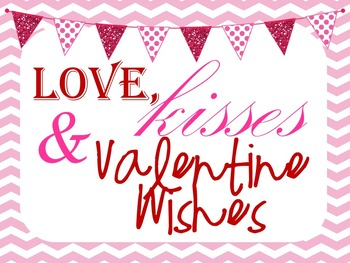 Valentine's Day Posters