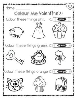 Valentine's Day (Pre-School)