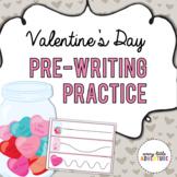Valentine's Day Pre-Writing Practice