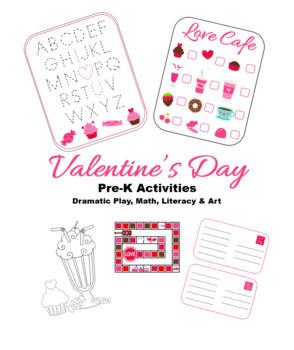 Valentine's Day PreK Pack