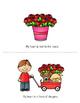 Valentine's Day Preposition Book Activity