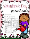 Valentine's Day Preschool