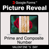 Valentine's Day: Prime and Composite Number - Google Forms