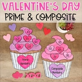 Valentine's Day Prime and Composite Numbers Activity