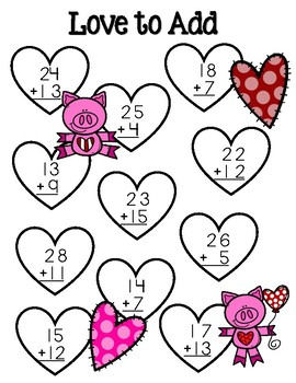 Valentine's Day Printable Activties