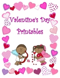Valentine's Day Printables