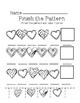 Valentine's Day Printables Math and Literacy Fun K-1