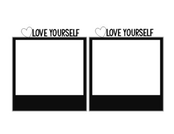 """Valentine's Day Project - """"Love Yourself"""""""