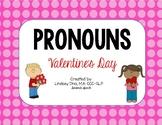 Valentine's Day Pronouns