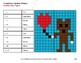 Valentine's Day: Proportions - Color-By-Number Mystery Pictures