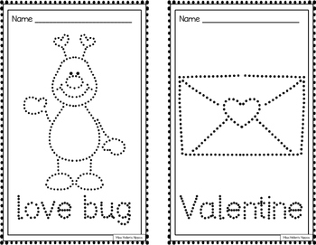 Valentine's Day Push Pin Art FREEBIE