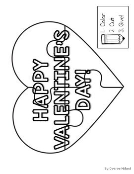 Valentine's Day Puzzle Cards