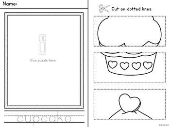Valentine's Day: Puzzle & Print